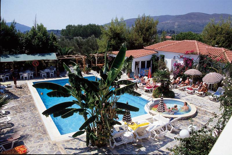 Appartementen Bougainvillea - Agios Sostis - Zakynthos